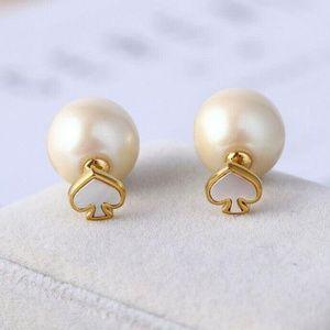 Kate Spade earrings mother of pearl earrings